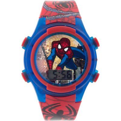 Marvel Spider-Man LCD Watch