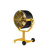 Big Ass Fans Yellow Jacket 30 in. Indoor/Outdoor Mobile Fan with 18 in. Pedestal