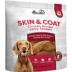 4health Skin & Coat Chicken Recipe Jerky Tenders, 20 oz.