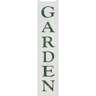 Red Shed Porch Sign; Garden