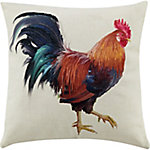 Red Shed Red Rooster Pillow