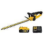 DeWALT 20V MAX* 5.0Ah Lithium-Ion Hedge Trimmer, DCHT820P1