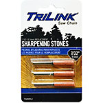 TriLink Saw Chain 7/32 in. Sharpening Stone, Pack of 3