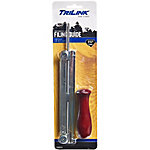 TriLink Saw Chain 7/32 in. Chain Sharpening File and Guide