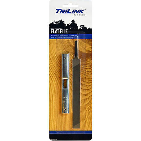 TriLink Saw Chain Depth Gauge and Flat File