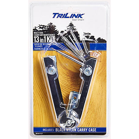 TriLink Saw Chain 13 in 1 Chainsaw Multi Tool