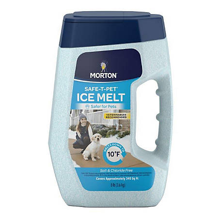 Morton Salt Safe-T-Pet Jug