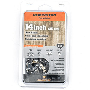Remington chainsaw 14 in saw chain at tractor supply co greentooth Choice Image