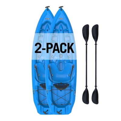 Lifetime Lotus Kayak, Pack of 2 | Tuggl