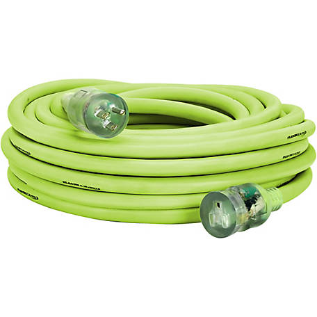 Flexzilla Pro Extension Cord 10 3 Awg Sjtw 50 Ft