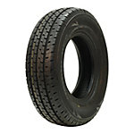 Power King Solid Trac Premium Trailer AT205/90-15 10-Ply Trailer Tire
