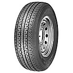 Power King Trailer King II ST Radial AT205/75-15 8-Ply Trailer Tire