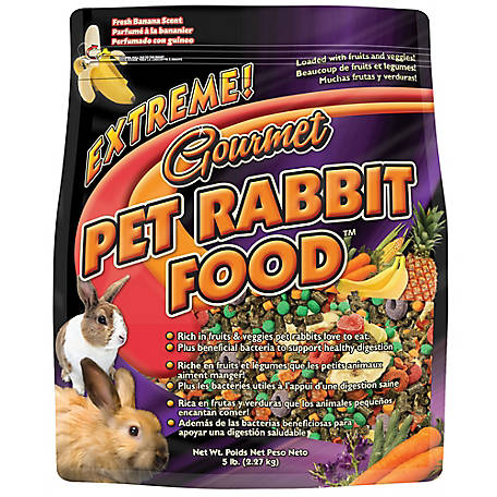 Brown's Extreme! Gourmet Pet Rabbit Food, 44491