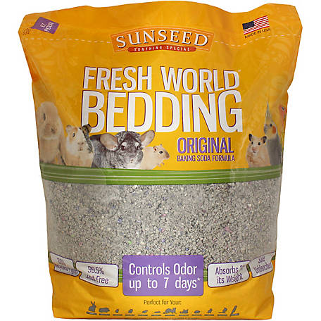Sunseed Fresh World Bedding