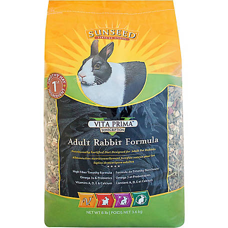 Sunseed Vita Prima Adult Rabbit Food, 36089