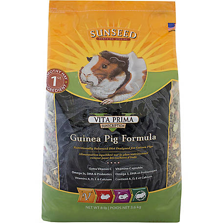 Sunseed Vita Prima Guinea Pig Food, 36038
