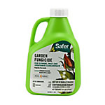 Safer Brand Garden Fungicide Concentrate, Organic, 16 oz.
