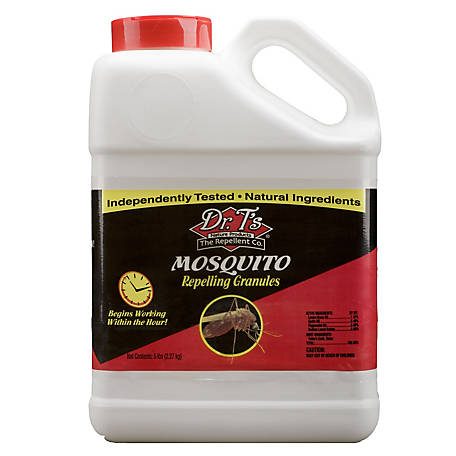 Dr. T's 5 lb. Mosquito-Repelling Granules, DT336