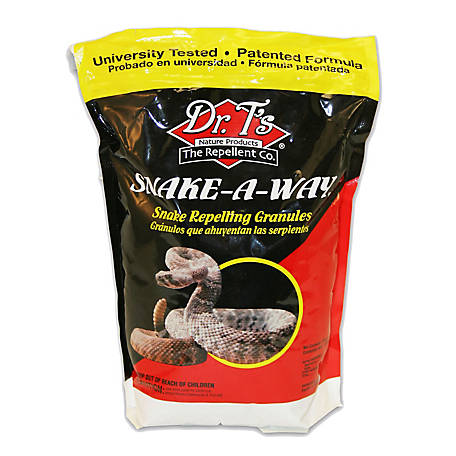 Dr  T's 4 lb  Snake-Repelling Granules, DT364B at Tractor Supply Co