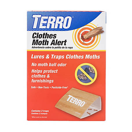 TERRO Clothes Moth Alert