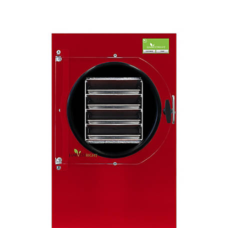 Harvest Right Standard Freeze Dryer, Red, HRFD-SRD