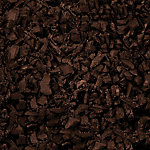 NuPlay Rubber Mulch Nuggets, Earthtone, 37.5 cu. ft., NP40ET25