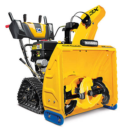 Cub Cadet 3X 26 in. Three-Stage Track-Drive Snow Blower, 31AH7DVX710