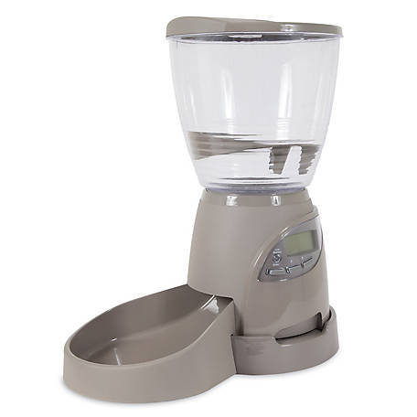 Petmate Portion Right Programmable Feeder, 30 cup/10 lb.