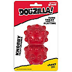 Dogzilla Knobby Treat Grabber, Large