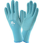 Miracle-Gro Women's Latex-Coated Knit Gloves