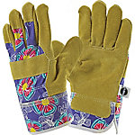 Miracle-Gro Women's Leather Palm Gloves