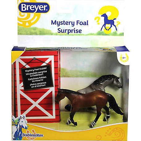 Breyer Stablemates Mystery Foal Surprise, 5442