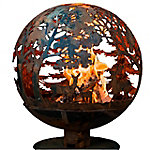 Fire Globe Wildlife, Large
