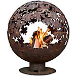 Fire Globe Leaf, Large
