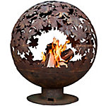 Esschert's Design Fire Globe Leaf, X-Large, FF1014