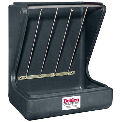 Behlen Country Poly Wall Feeder with Brackets
