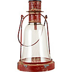 Red Shed Soft Glowing Solar Arch Lantern