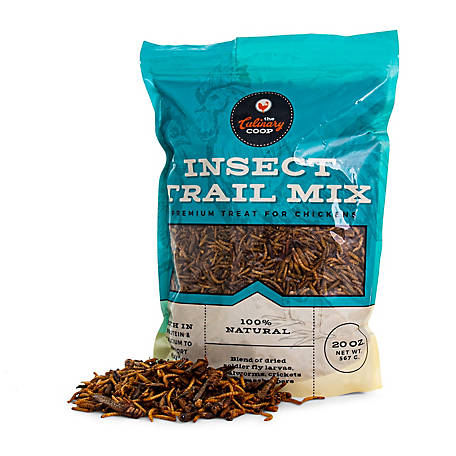 The Culinary Coop Insect Trail Mix, 20 oz.