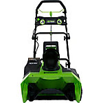 GreenWorks 2601102 40V GMAX DIGI-PRO 20 in. Snow Thrower with LED Lights (Tool Only)