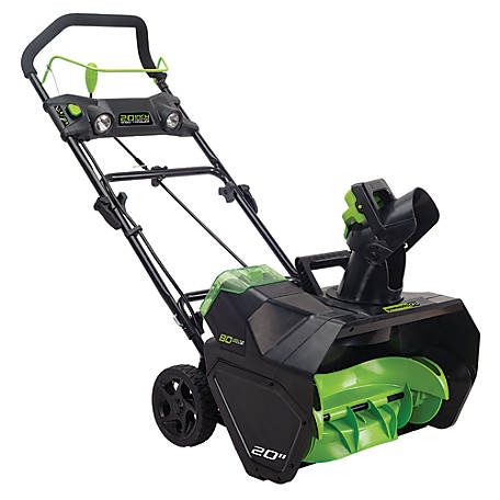 Greenworks PRO 80V 20 in. Snow Thrower (Tool Only), 2601302