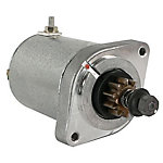 PUR-AMP Starter for Cub Cadet and Kawasaki LTX and TZT Z-Force Mowers, 12V, CCW, 10T