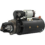 Delco Remy 35MT Tractor Starter for Perkins, Clark, International, IHC, 12V, 10T, CCW