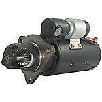 Delco Remy 35MT Tractor Starter for L Case 930 940 with Waukesha Engine, IHC DT360 DT407 UD414 Engines, 12V, 10T, CCW