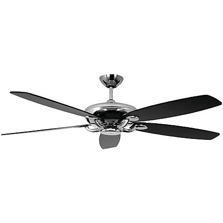 Concord by Luminance 60 in. Avia Ceiling Fan, Stainless Steel