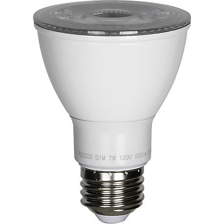 Luminance LED PAR20 Recessed Can/Spot and Track Light Bulb