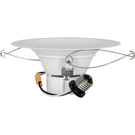 Luminance LED Retro Fit Kit Recessed Downlight, High Output