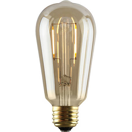 Luminance LED ST21 Nostalgia Filament Bulb