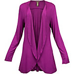 Bit & Bridle Women's Long-Sleeved Solid Cardigan
