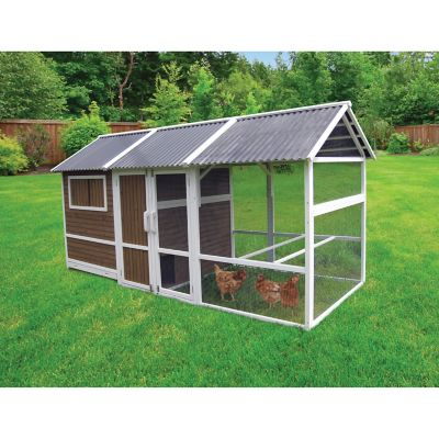 Innovation Pet Chicken Resort For 18 20 Chickens At Tractor Supply Co
