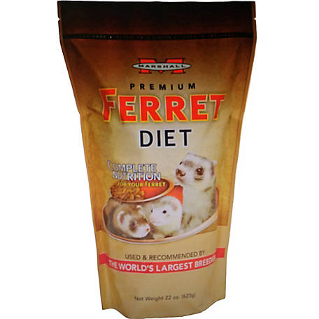 Marshall Premium Ferret Diet, 22 oz. Bag